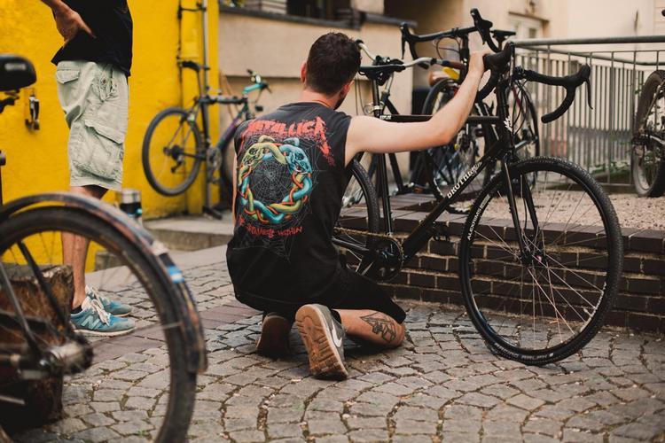 A Fundraiser for Munich's Guten Biken