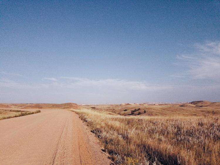 Dispatch From the Badlands – Carmen Aiken