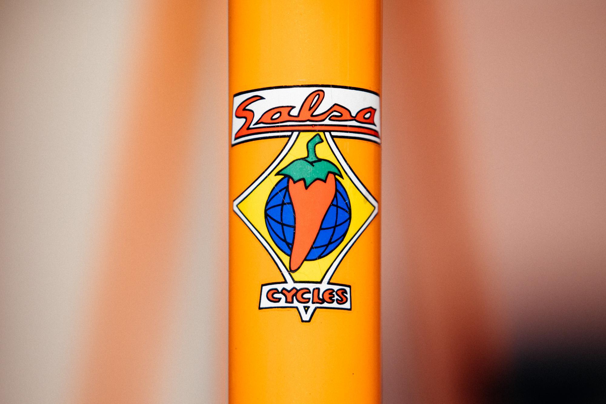 Cicli Noe Salsa Track with Campagnolo Pista