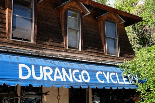Party Lines to Party Time with Durango Cyclery