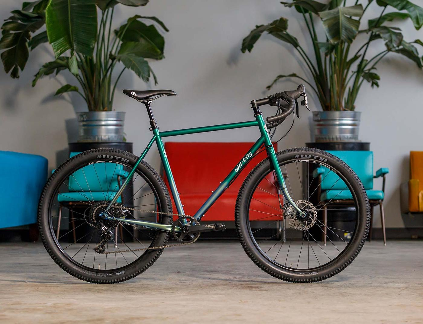 All-City Cycles: 2019 Gorilla Monsoon Now Comes with a Dropper