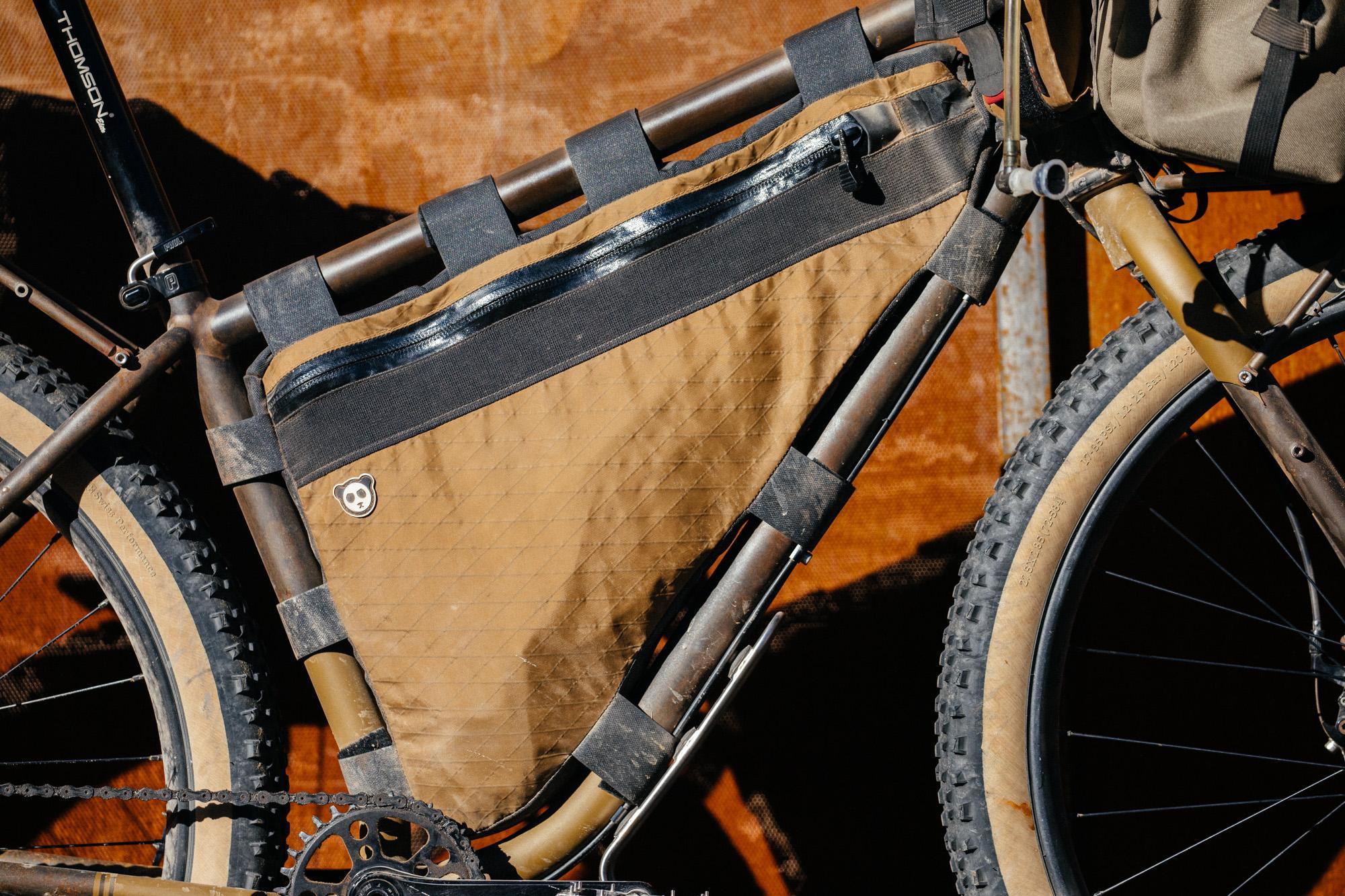 Hubert's Madrean Dirt Tourer Prototype