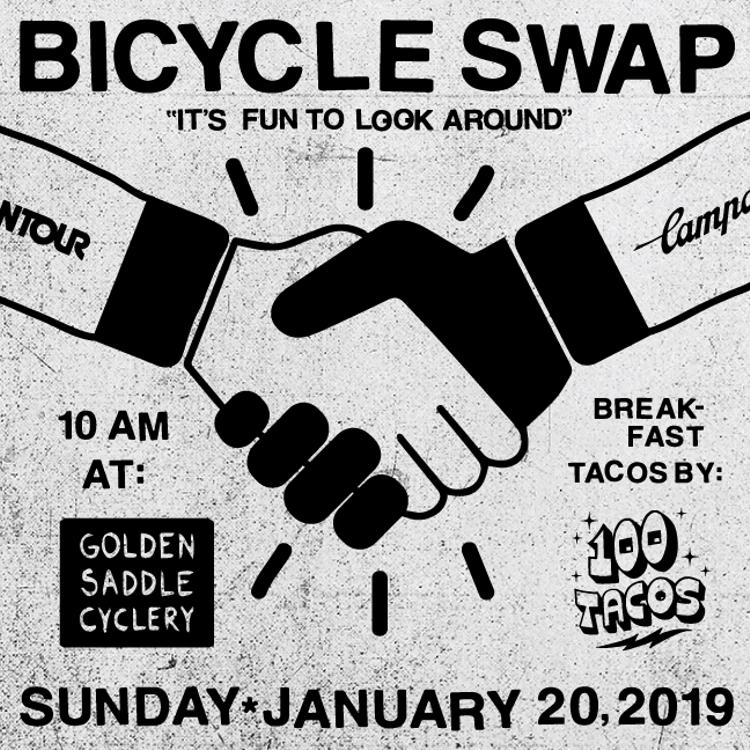 Come Together For a Swap Meet Tomorrow Morning at GSC