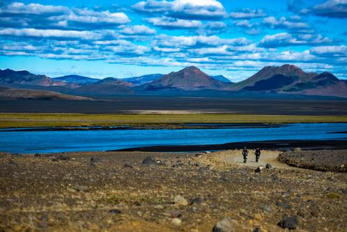 Shared Territory: Iceland
