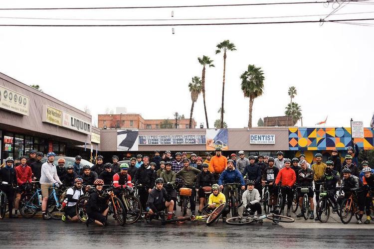 The LA Tourist Race Was a Blast!