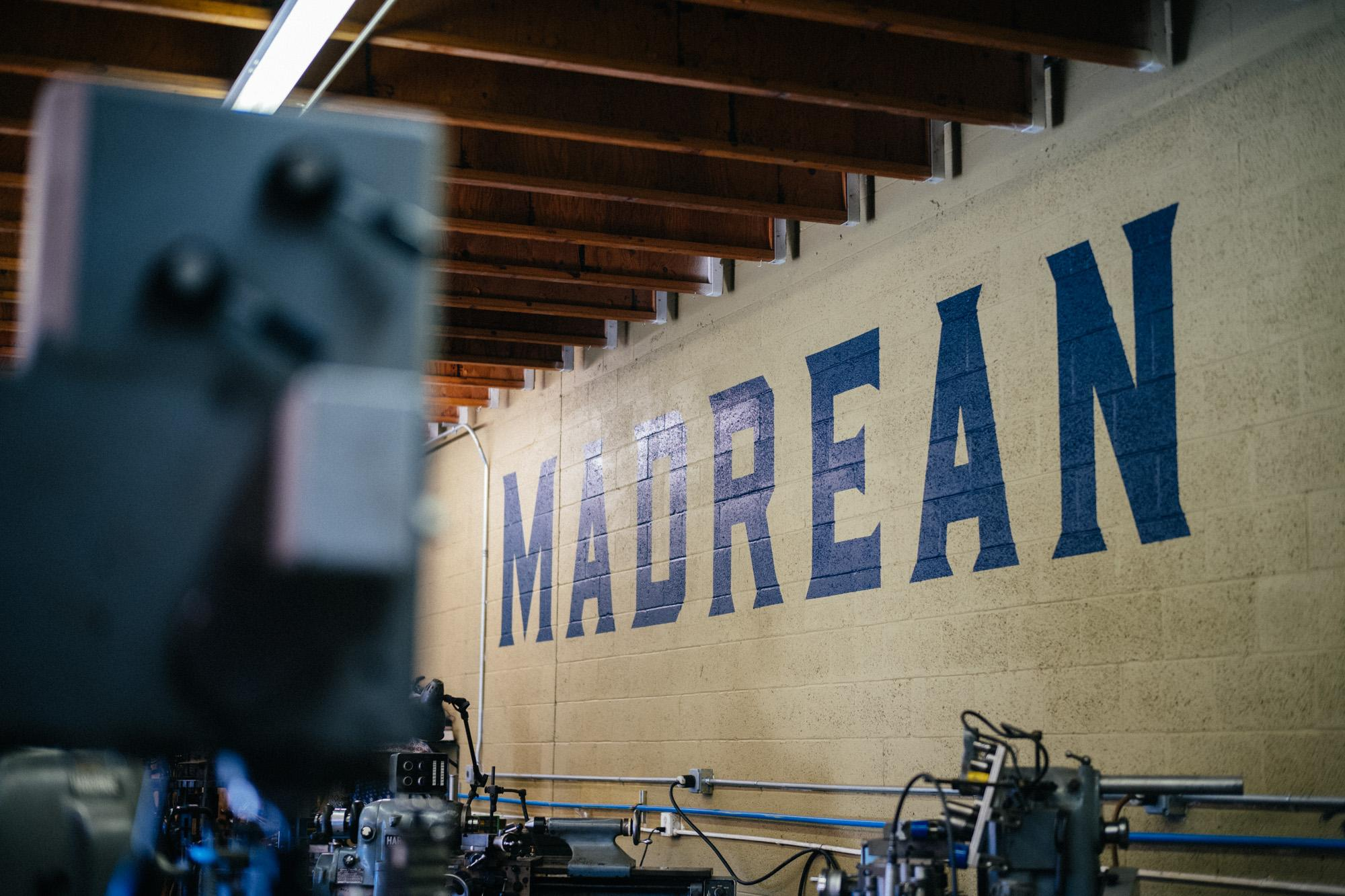 Inside Hubert D'Autremont's Madrean Fabrication