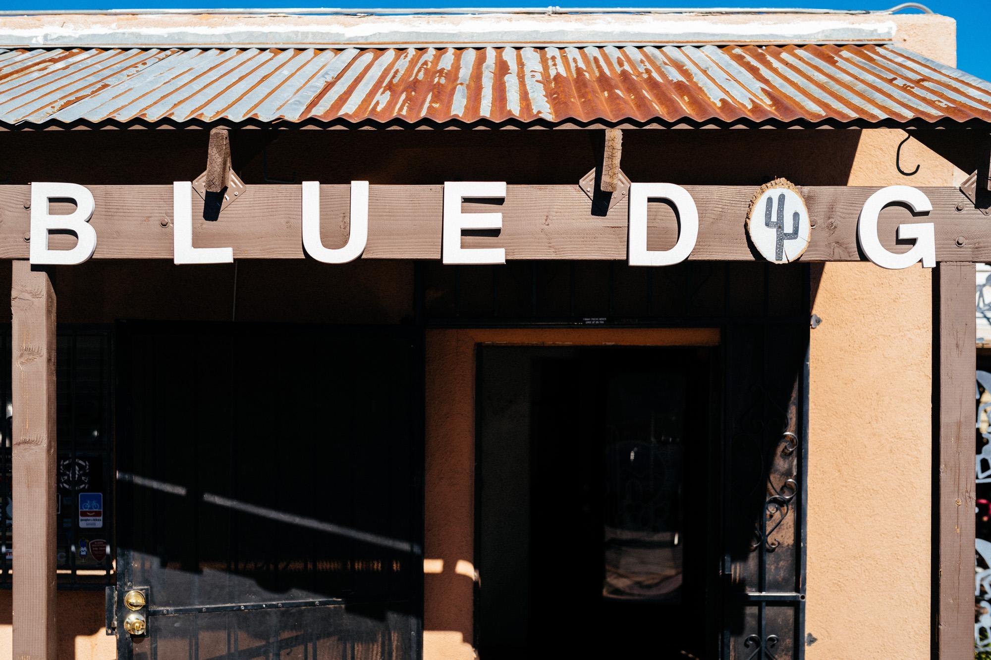 Blue Dog Bikes