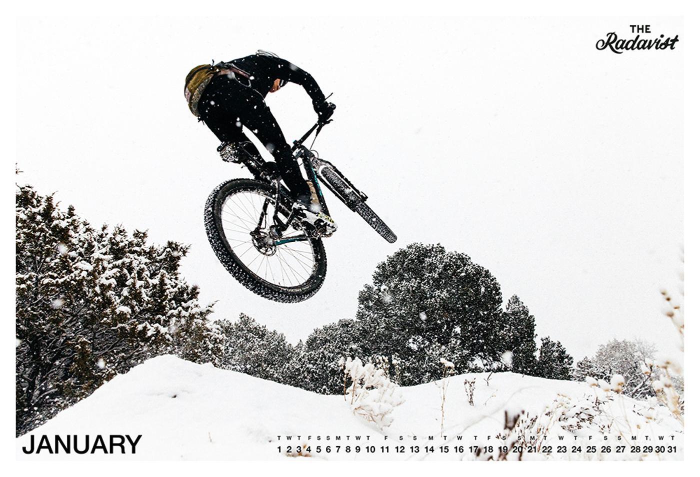 The Radavist 2019 Calendar: January