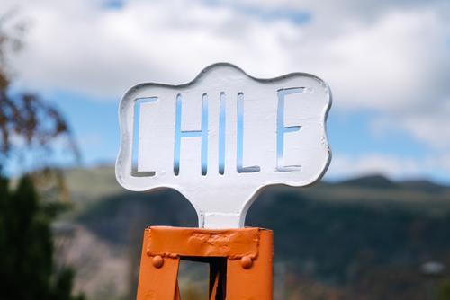 Chilean signage