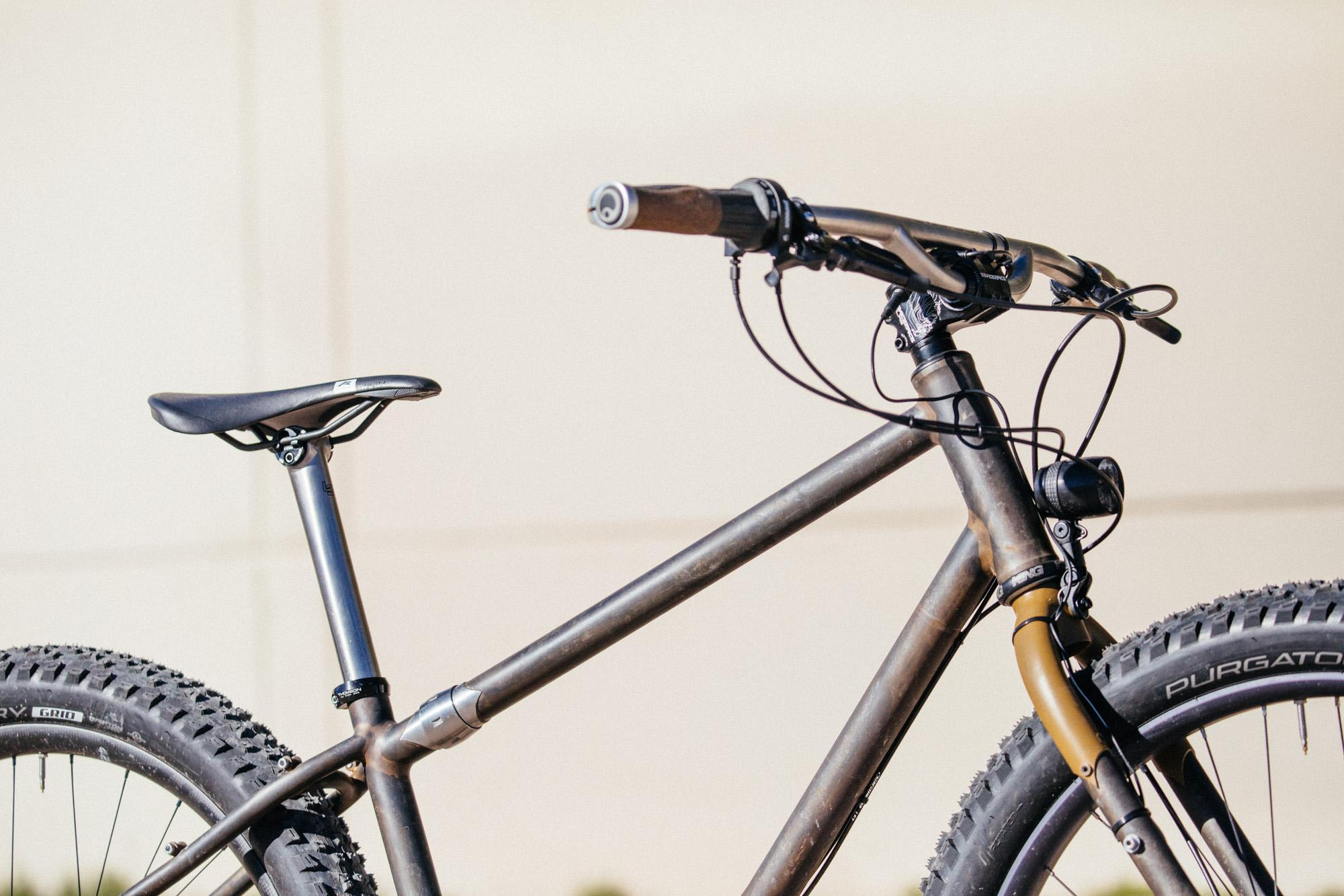 Sarah's Madrean Pinion Dirt Tourer