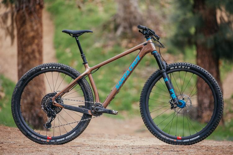 The All New Carbon Santa Cruz Chameleon Hardtail