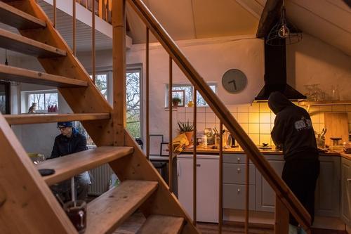 Dutch Kitchen (Not pictured, Dutch Oven)