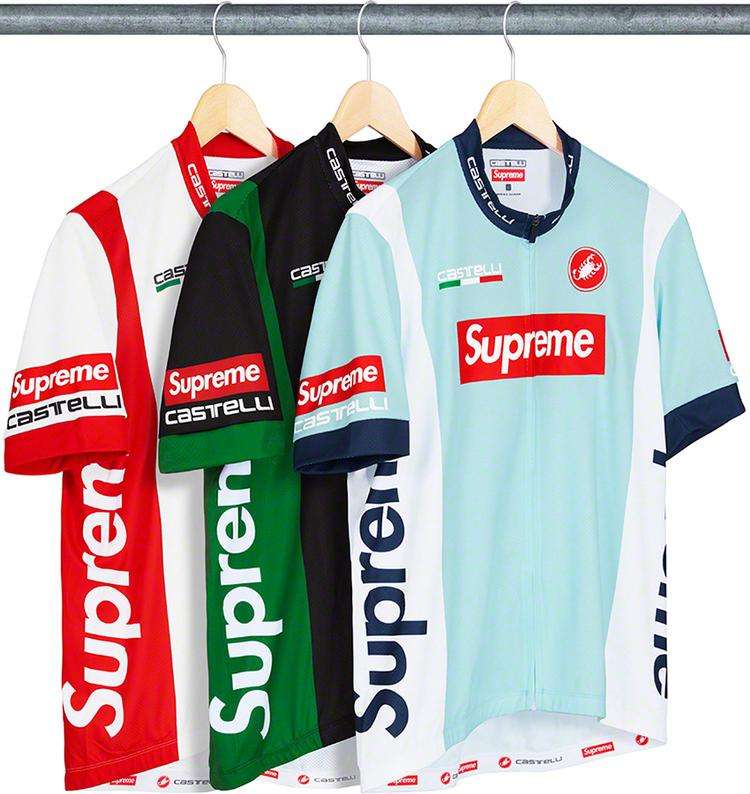 Castelli for Supreme
