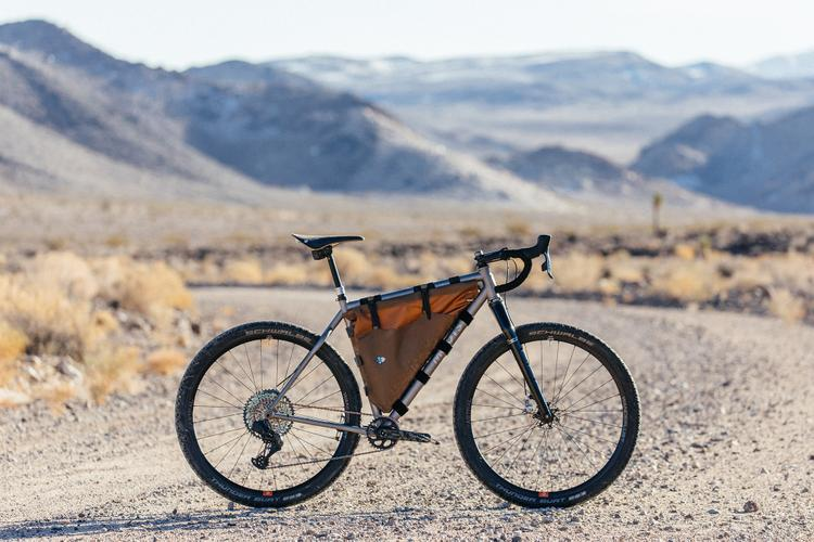 Disconnecting with a SRAM AXS Equipped Moots Baxter