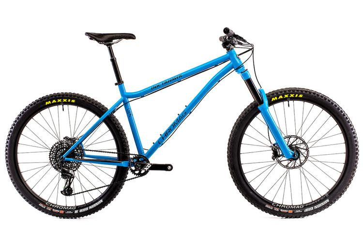 "Chromag Unleashes the Doctahawk 27.5+"" / 29″ 180mm Hardtail"