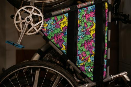 Bikepacking Bags Made in Arizona at Rogue Panda