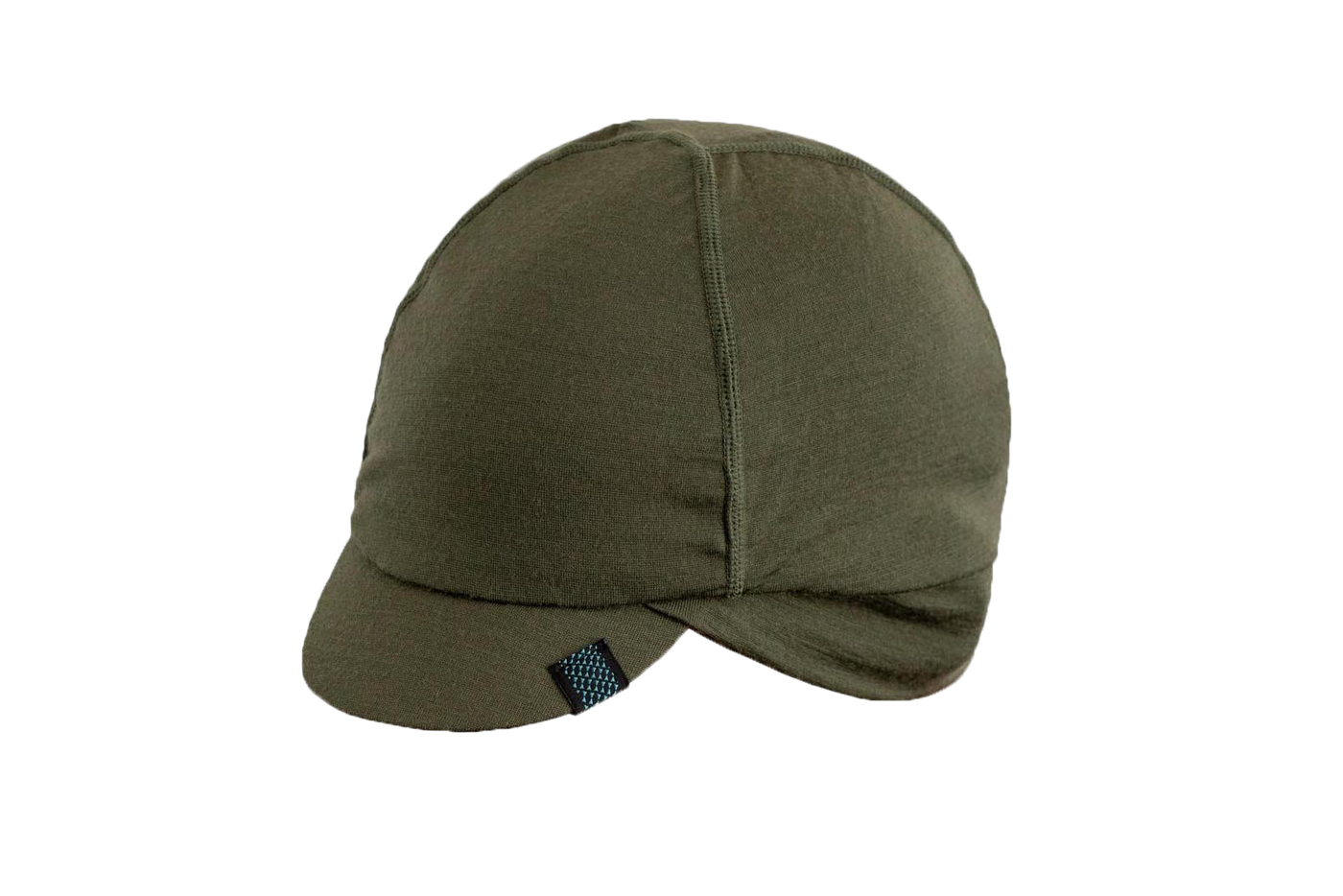 Ornot: Olive Merino Wool Winter Cap