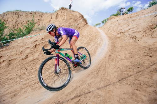 Emily racing