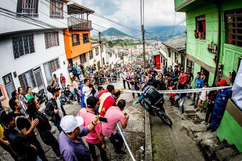 EWS Manizales, Colombia