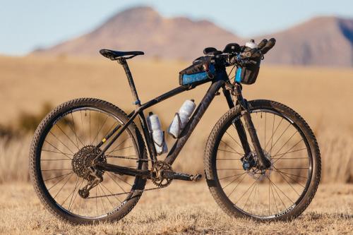Rider setup