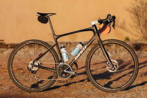 Rider setup - Joshua's bike