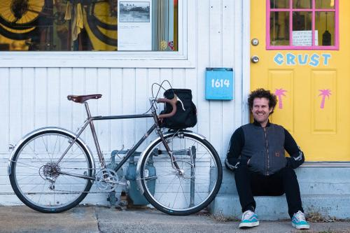 CRUST BIKES AND CASA VERDE, A COASTAL COLLABORATION