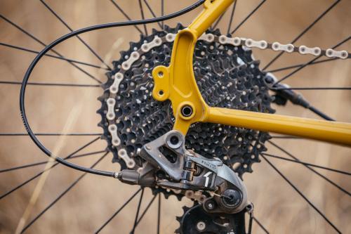 Spencer's Black Mountain Cycles MCD Dirt Tourer