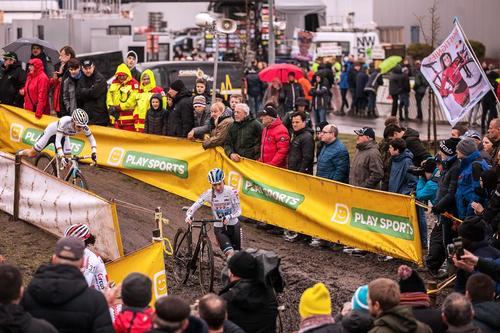 Veld Notes: Rubber Side Up Hoogstraten Belgium