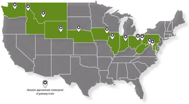 The Great American Rail-Trail