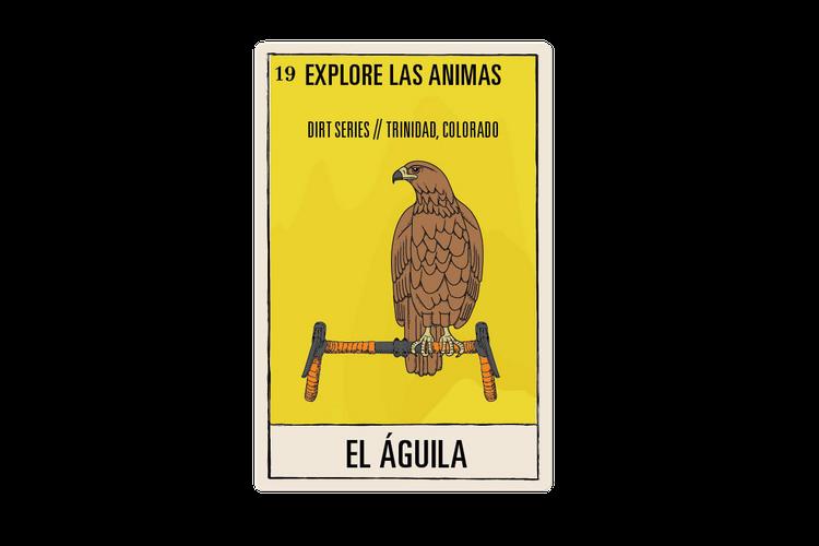 Explore Las Animas – El Aguila print