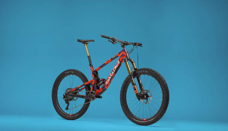 Santa Cruz Bicycles: Stoked on MS Bronson