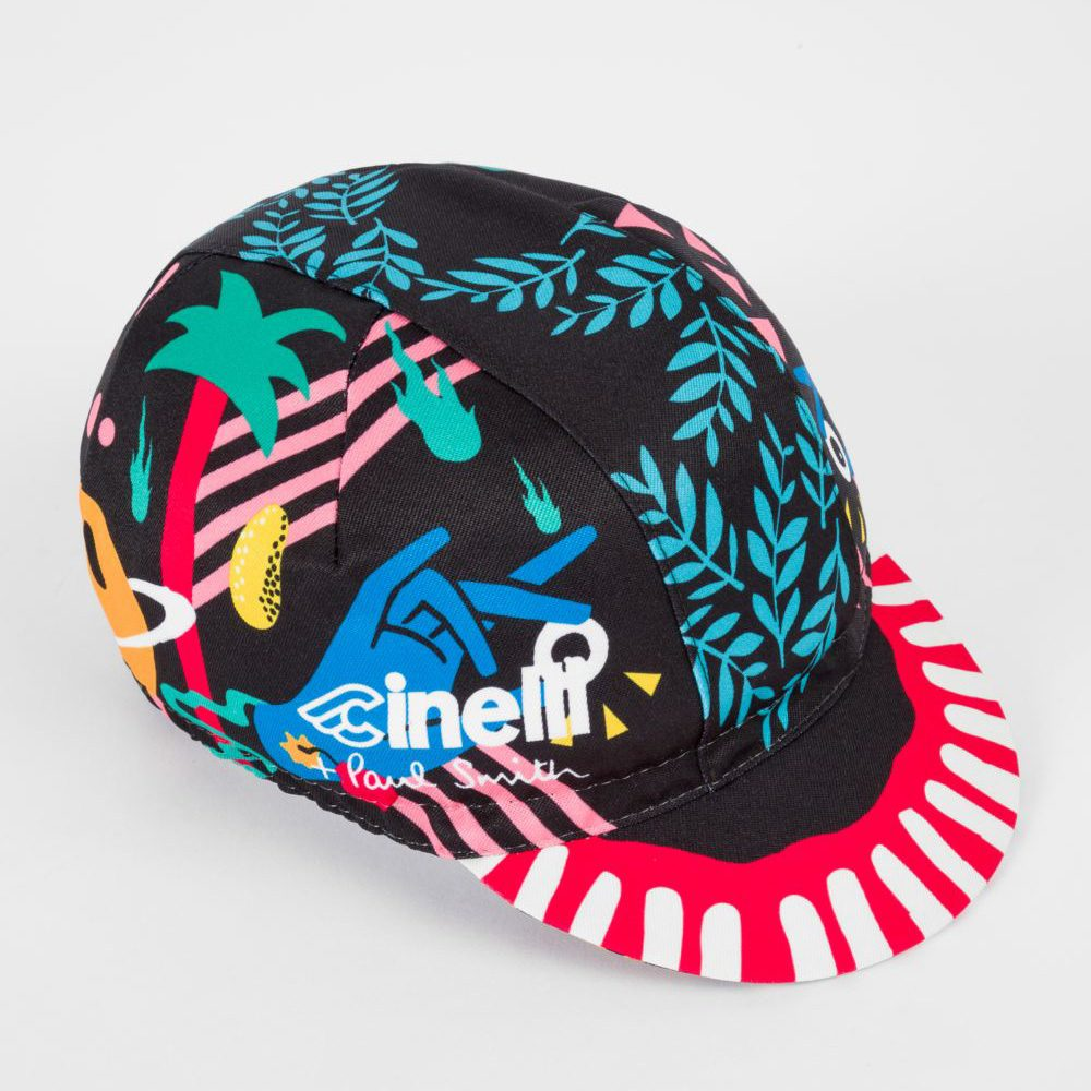 Paul Smith Debuts New Cinelli Cycling Cap Designs