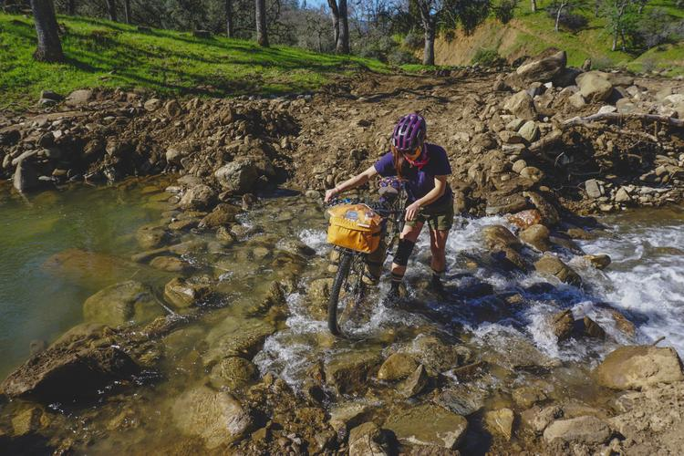 NAHBS the Hard Way: Bikepacking off the Beaten Path from Santa Rosa to Sacramento