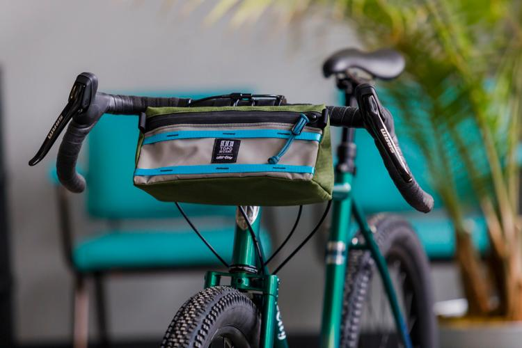 All-City and Topo Designs: Second Generation Handlebar Bag