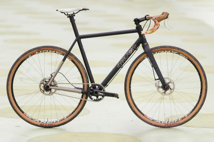Greg's Dark Moon SSCX: A Veritable Do It All Bike