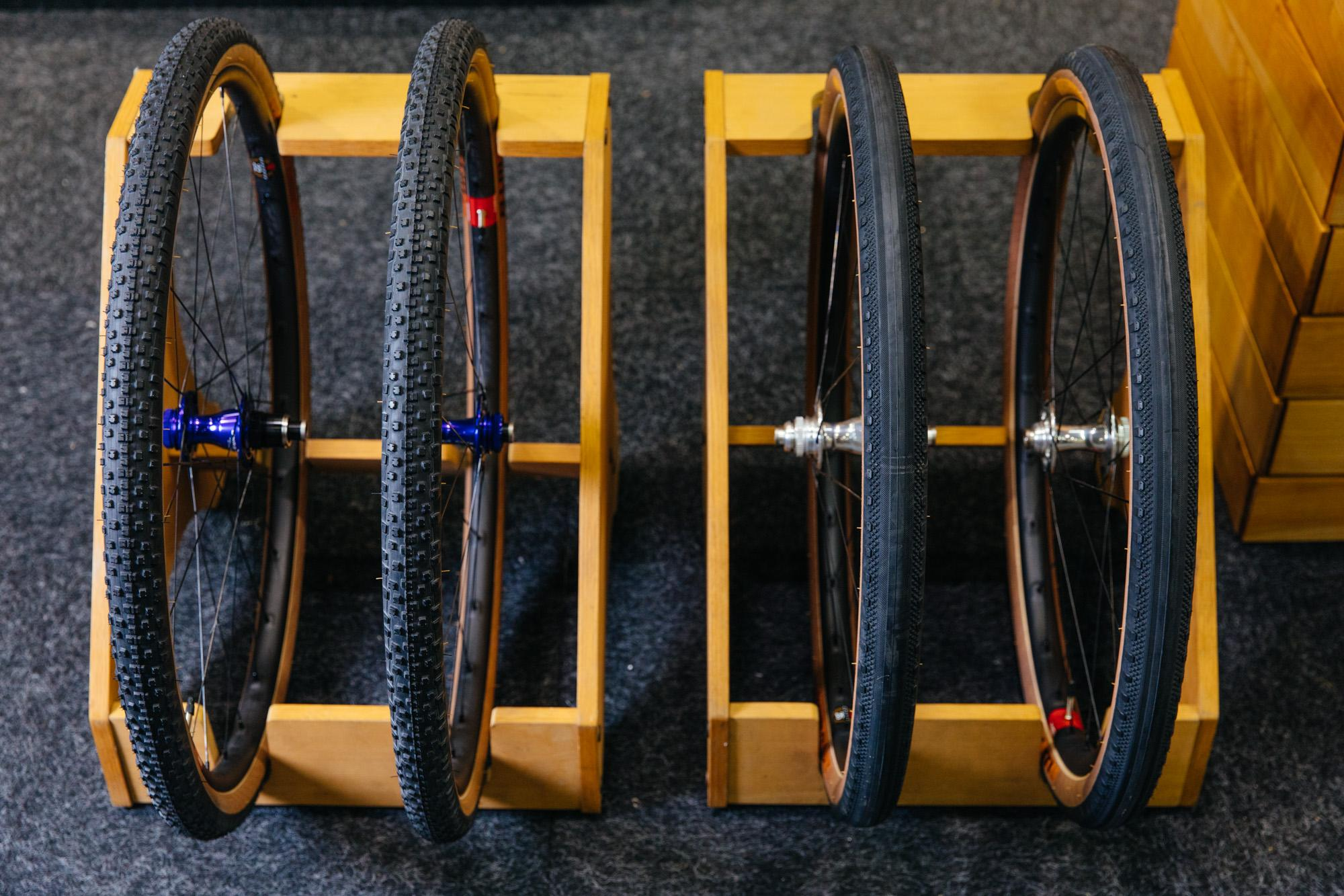 Santa Cruz All Road Reserve Wheels