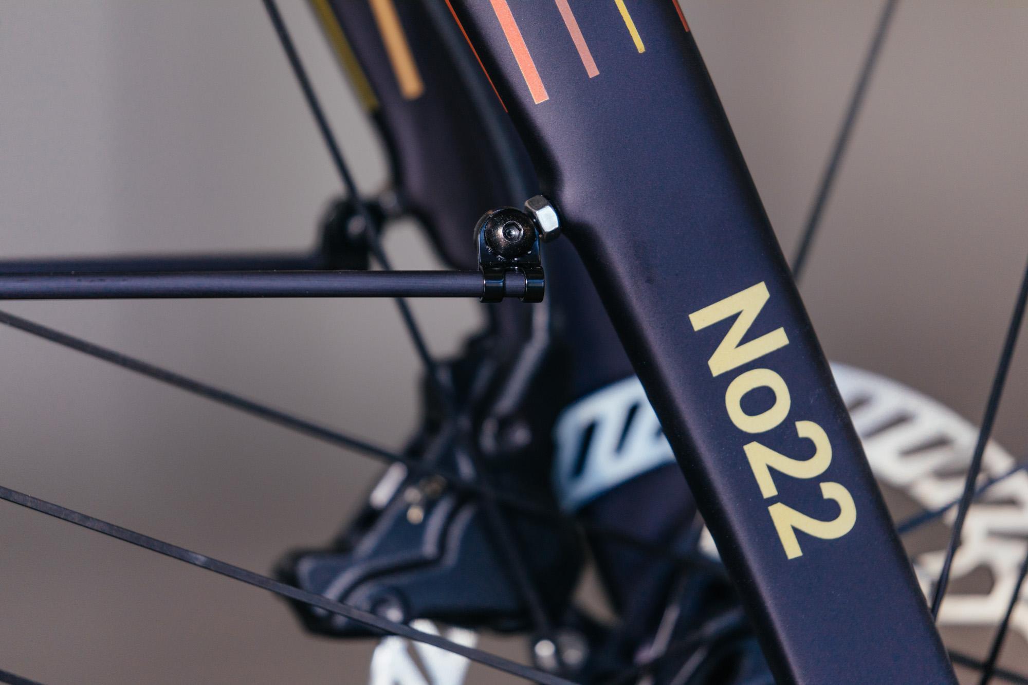 No 22 Aurora Disc Road Bike