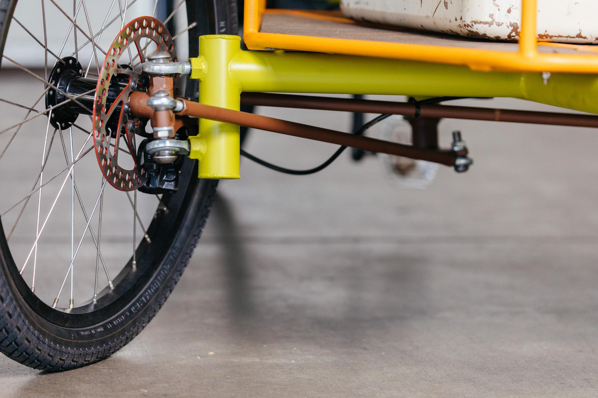 Sycip Yakitori Kabuki e-Cargo Bike