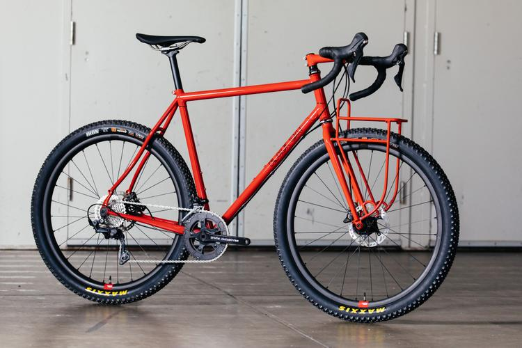 NAHBS 2019: Boosted Black Cat All Road – Most Practical Innovation Award