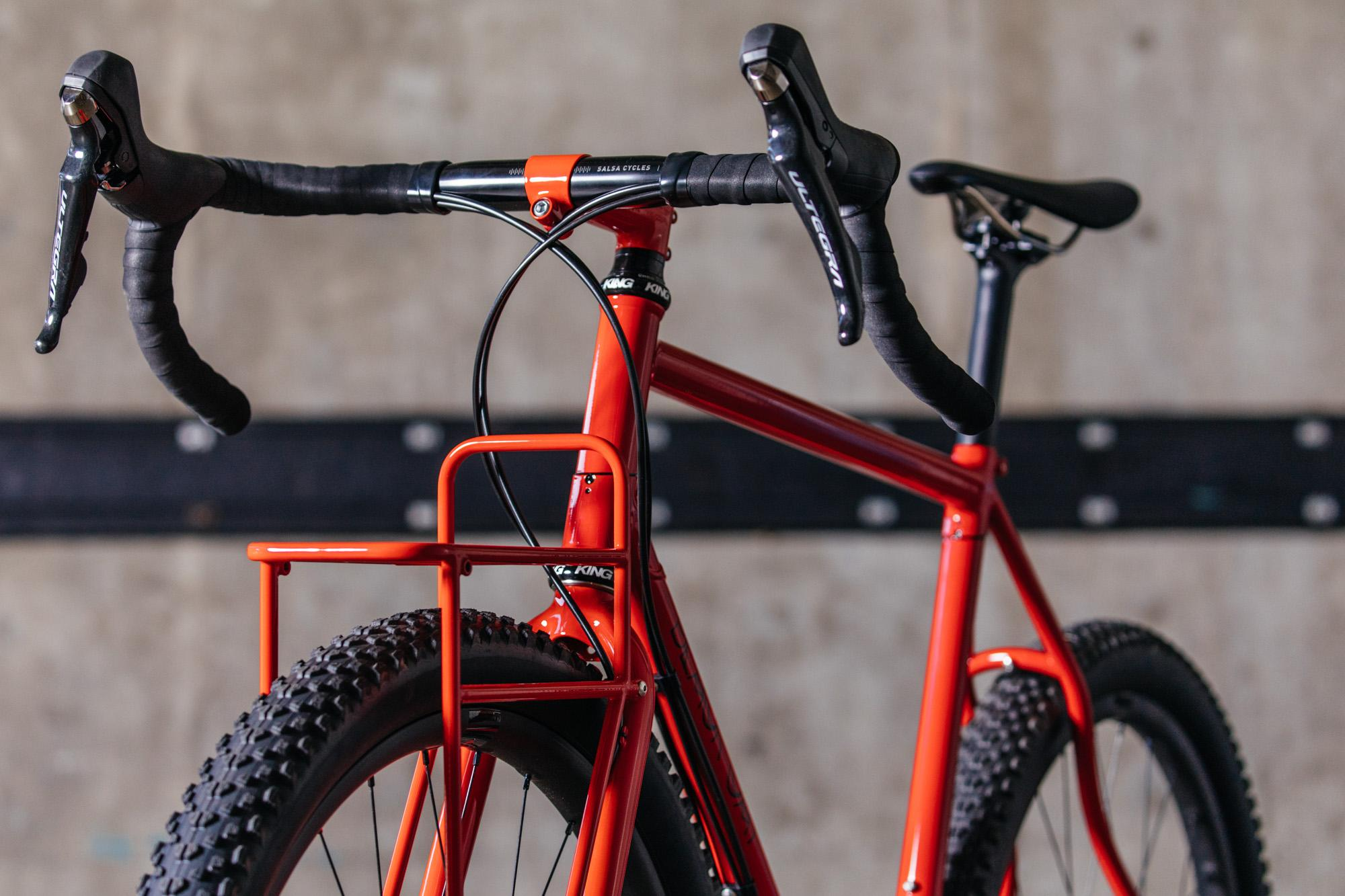 NAHBS 2019: Boosted Black Cat All Road