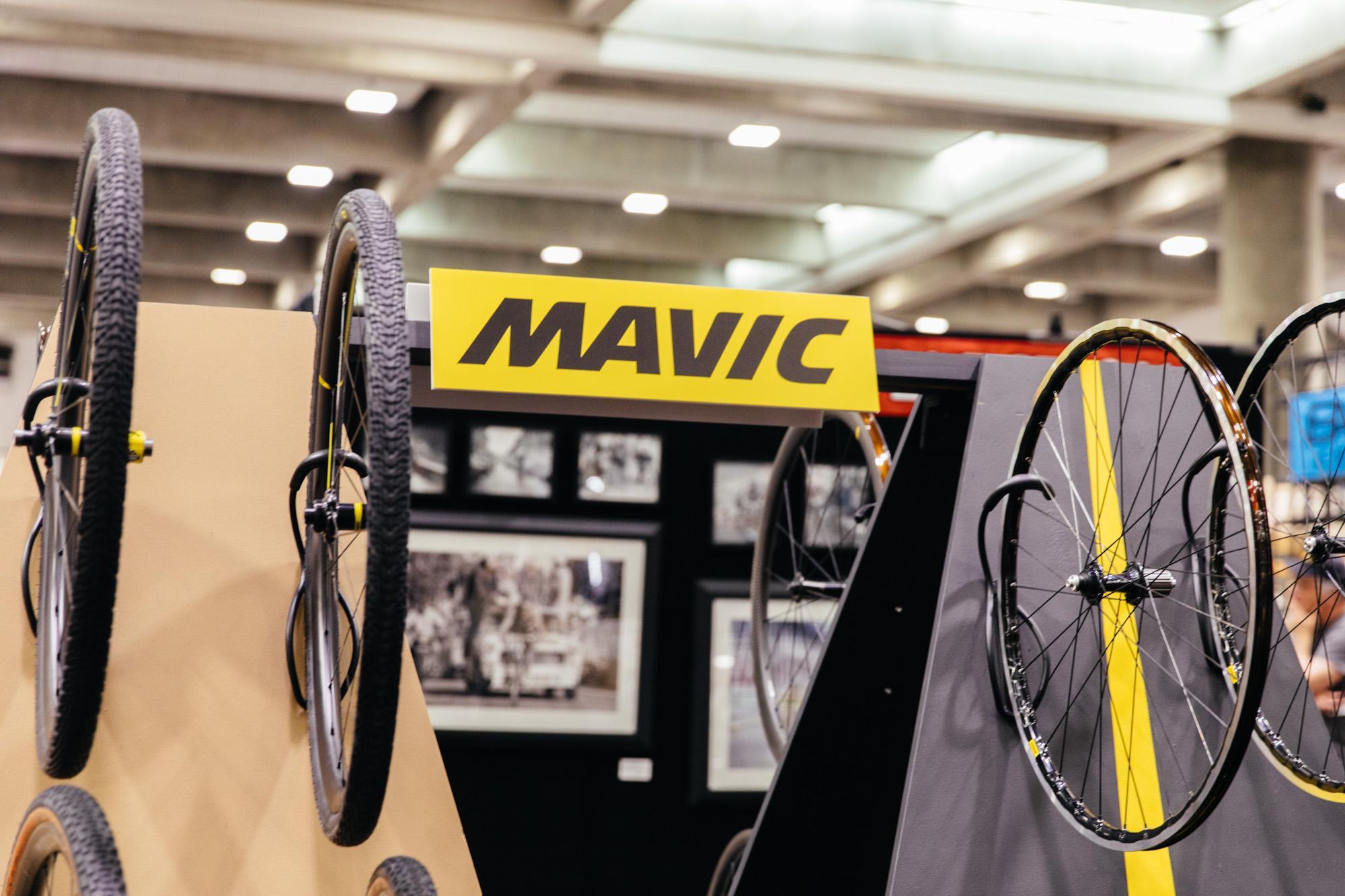 Mavic all-road display