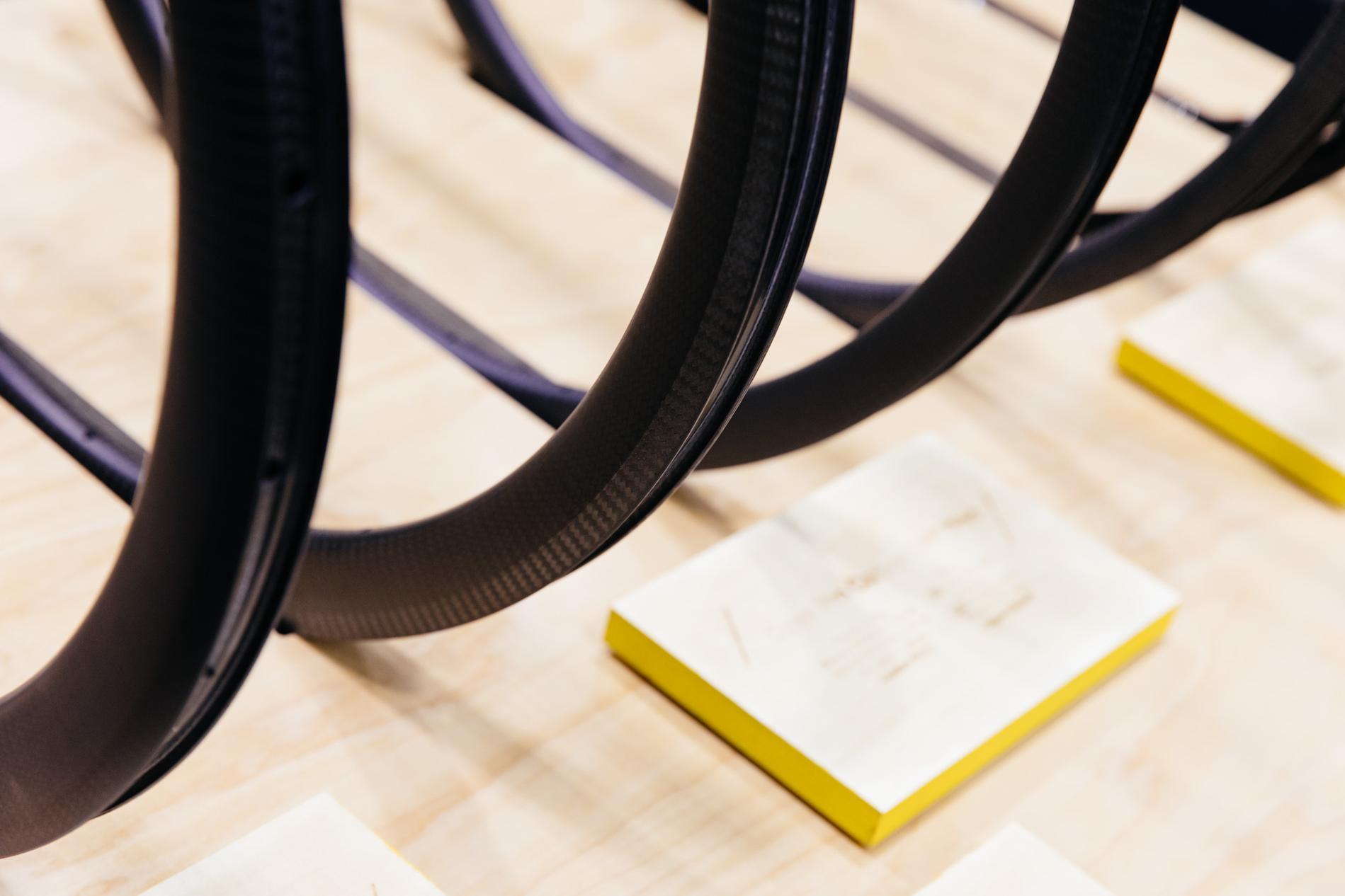 Mavic's New Carbon Wheels