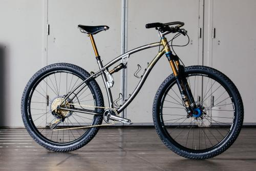 Black Sheep Full Suspension