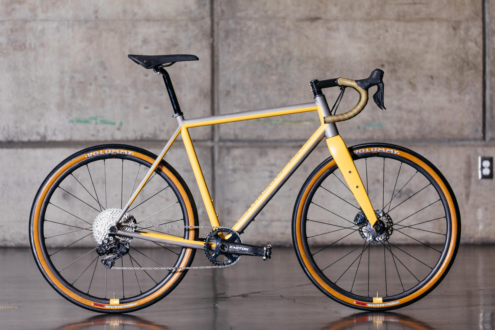 Simple Bicycle Co Titanium All Road