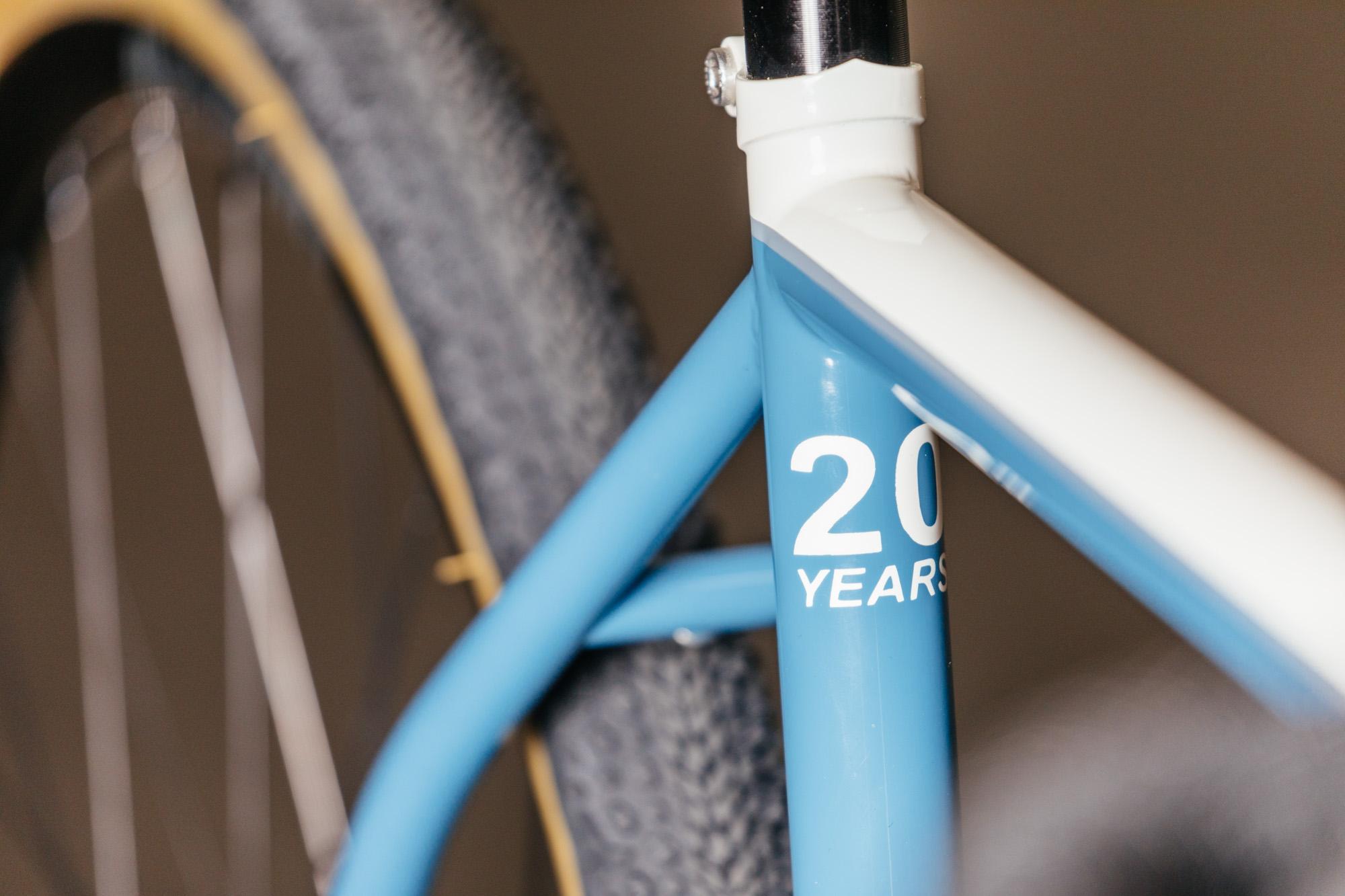 DeSalvo 20th Anniversary All Road