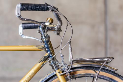 NAHBS 2019: Porter Cycles Art Deco Townie