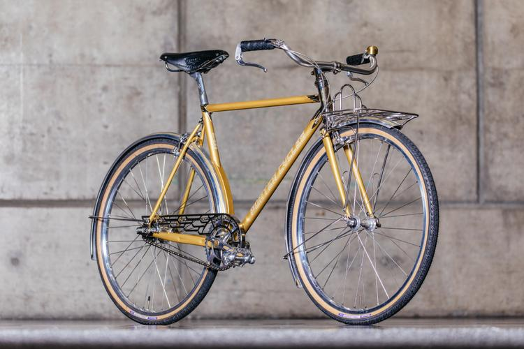 NAHBS 2019: Porter Cycles Art Deco Townie – Most Comprehensive Artisan Award