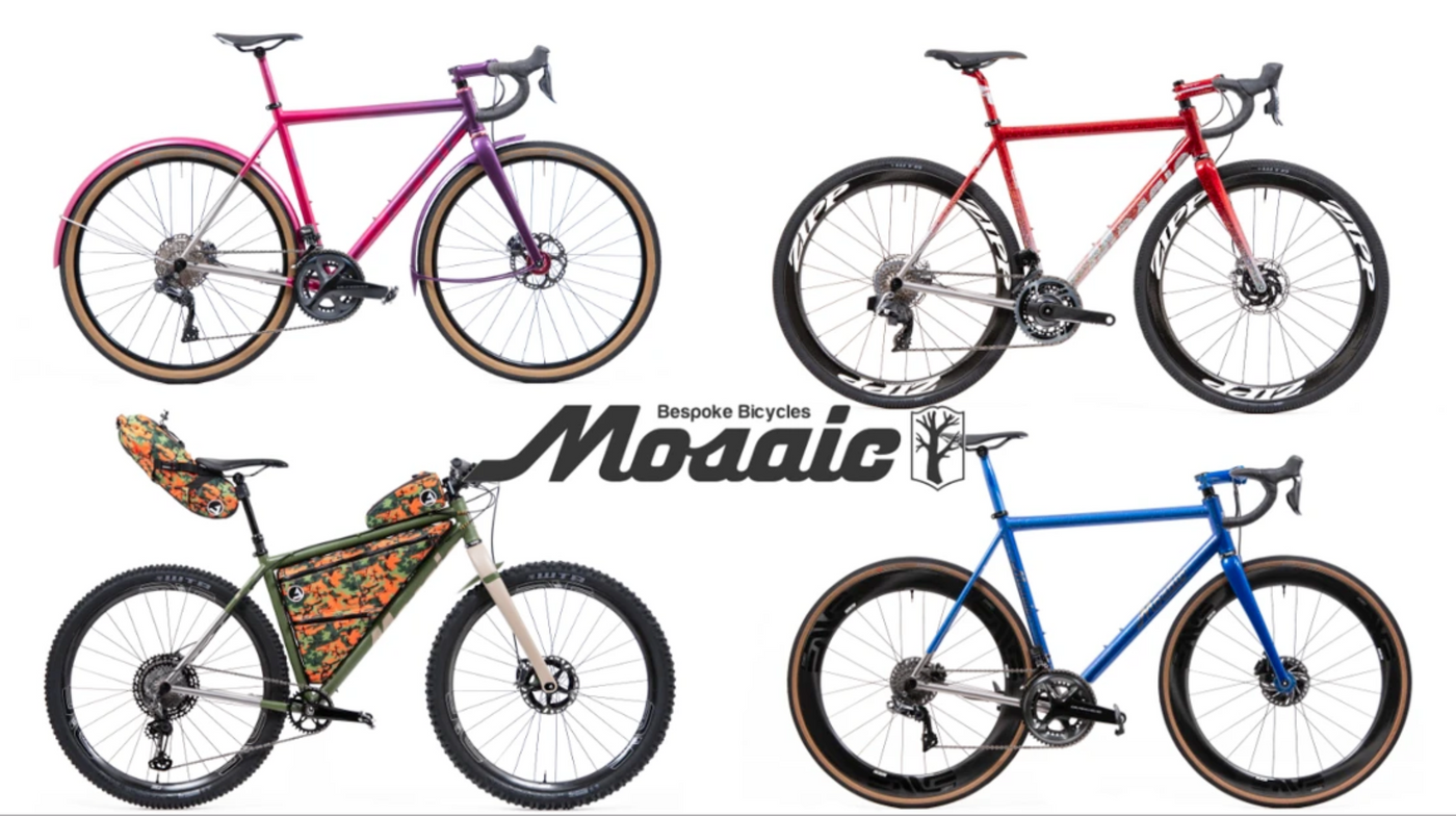 Mosaic Cycles Celebrates 10-Year Anniversary at the 2019 NAHBS