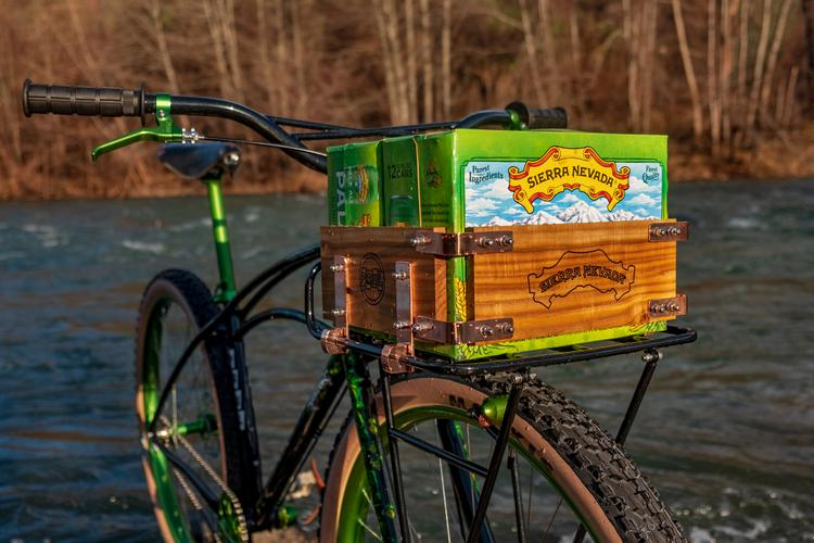 PAUL Component and Sierra Nevada Built a Sierra Klunker