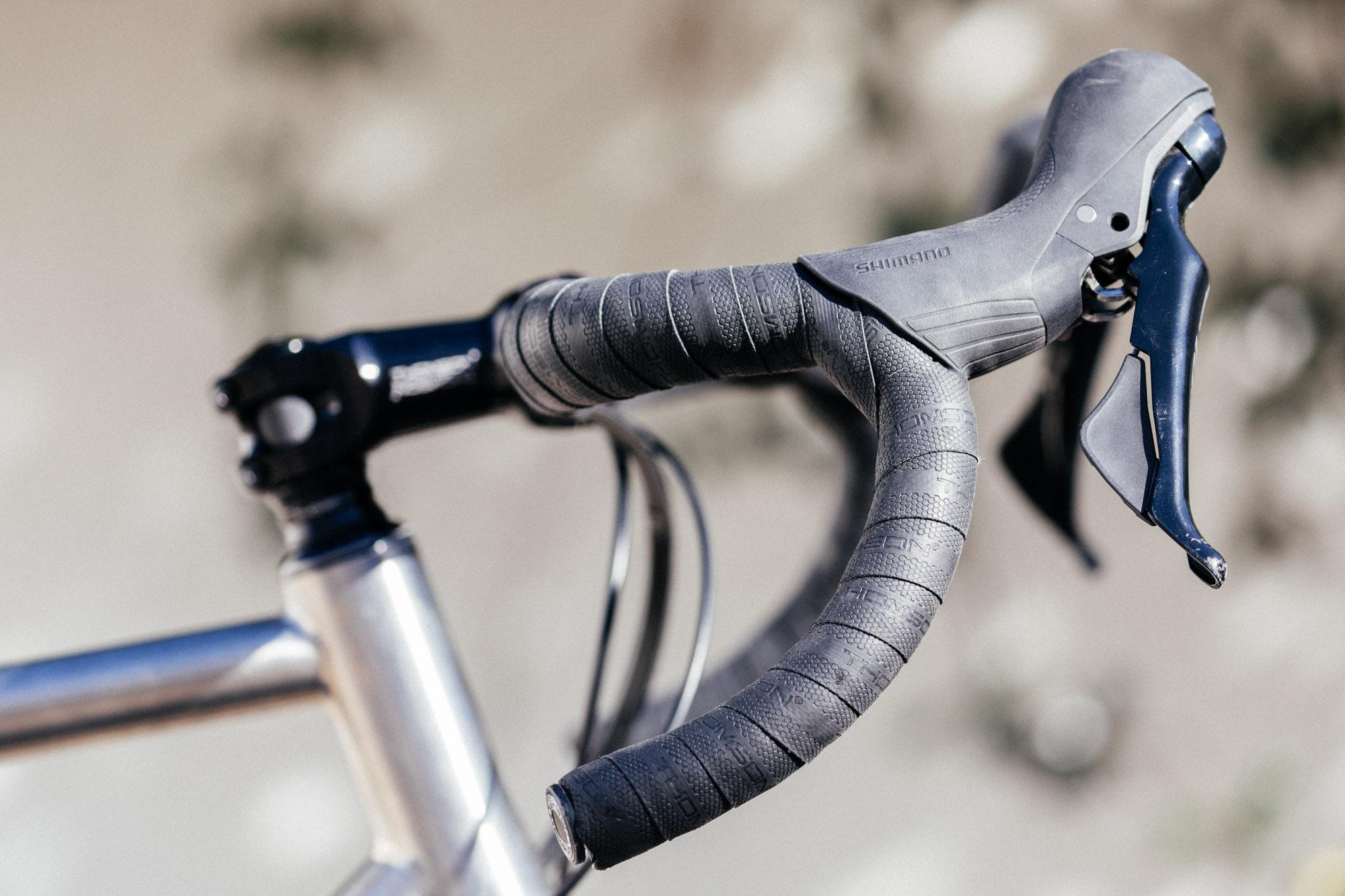 Thomson's Titanium All Road Prototype